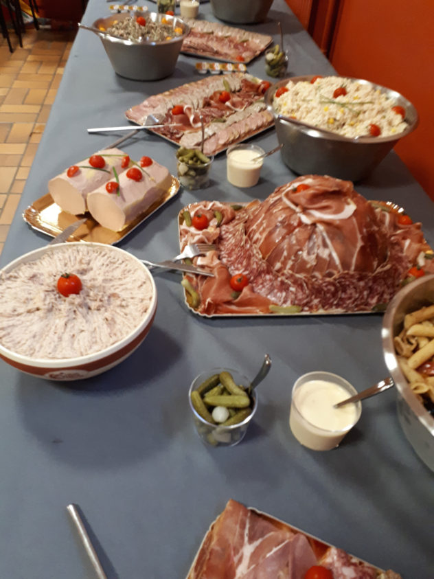 traiteur buffet puy de dome